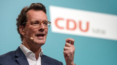 NRW-Verkehrsminister Hendrik Wüst