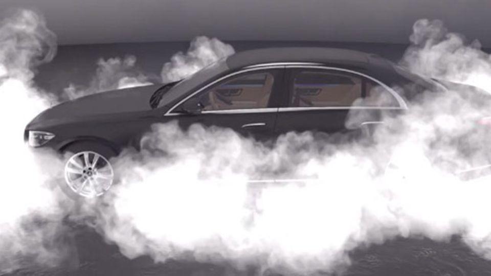 Kanzler-Auto: Das ist Olaf Scholz neuer Geschäftswagen
