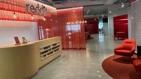 Das neue Reddit-Büro in Berlin