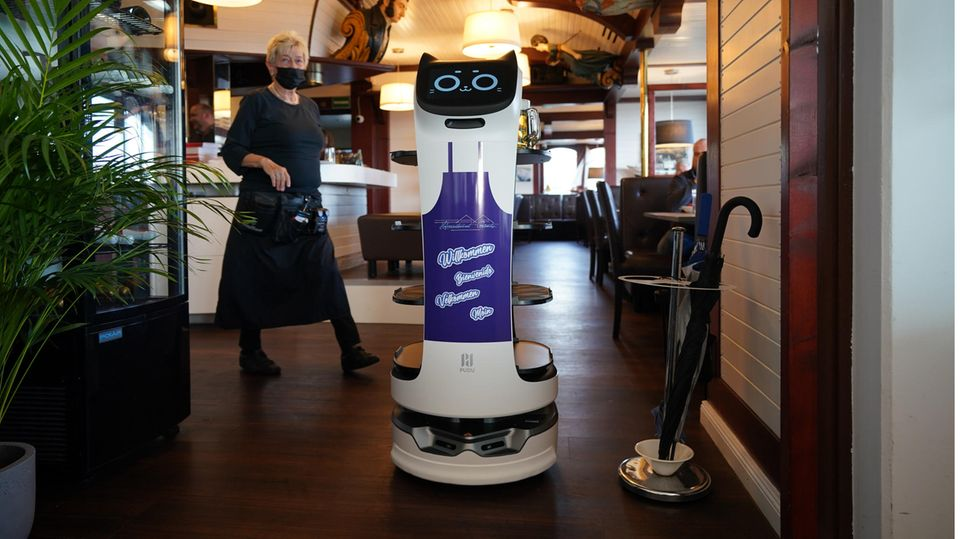 Roboter in der Gastronomie
