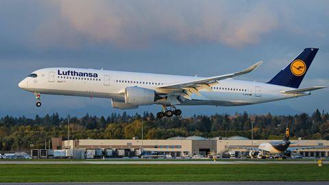 Ab November hat auch die Lufthansa die Anzahl der USA-Flüge erhöht