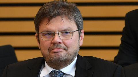 Michael Kaufmann AfD - gescheiterter Kandidat für den Bundestags-Vize