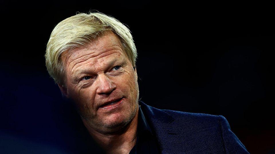 FC Bayern München Sportvorstand Oliver Kahn.