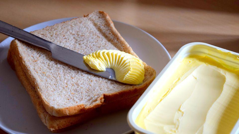 Margarine bei Ökotest