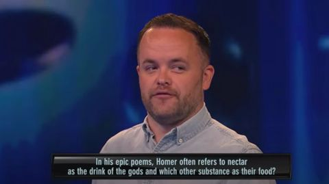 """ITV-Quizshow """"Tipping Point"""""""