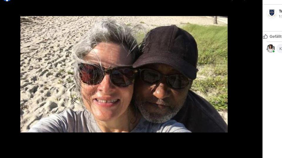 Nach 39 Jahren sind Penny Umbers und Mark Bethel wiedervereint