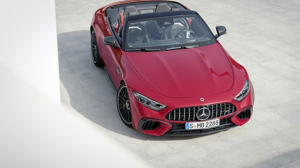 Mercedes AMG SL 2022