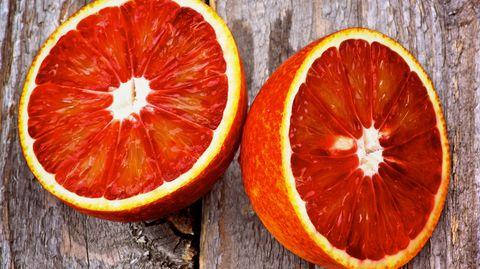 """Blutorangen sind hervorragend geeignet für """"Eisbein à l'Orange"""" – wer hätte das gedacht."""