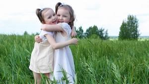 Geschwisterliebe - in einem der guten Momente