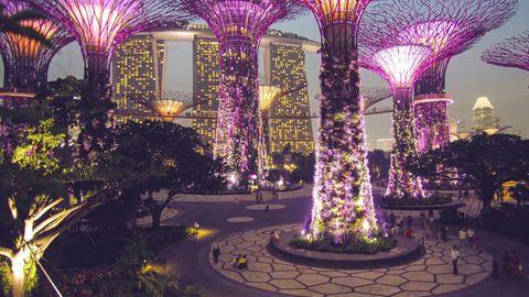 Spektakulärer Zeitraffer: So haben Sie Singapur noch nie gesehen