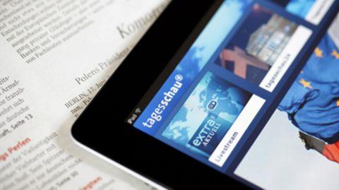 """""""Tagesschau"""": Gericht verbietet weitere Verbreitung der App"""
