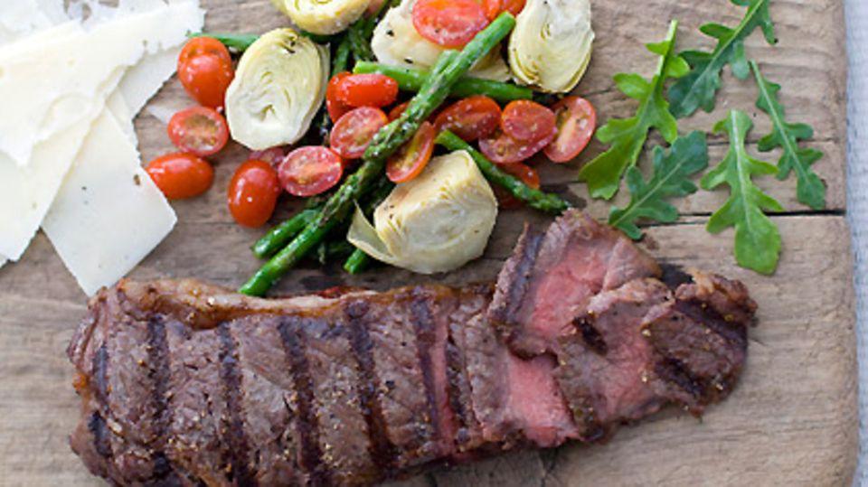 Dry Aged Steak: Gealtert bis zur Perfektion