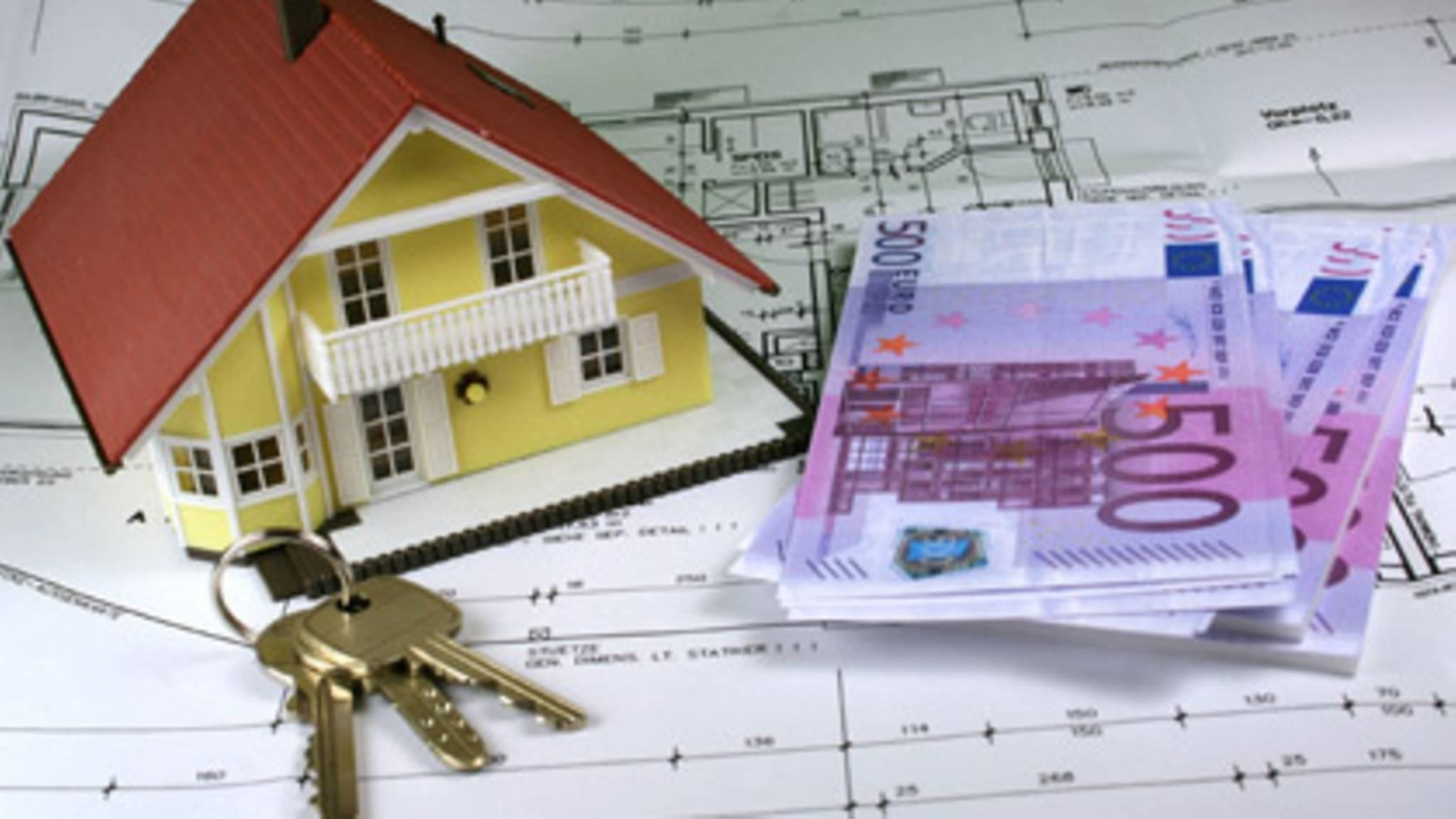 Immobilienkredite im Vergleich: Bauzinsen bleiben im Keller   STERN.de