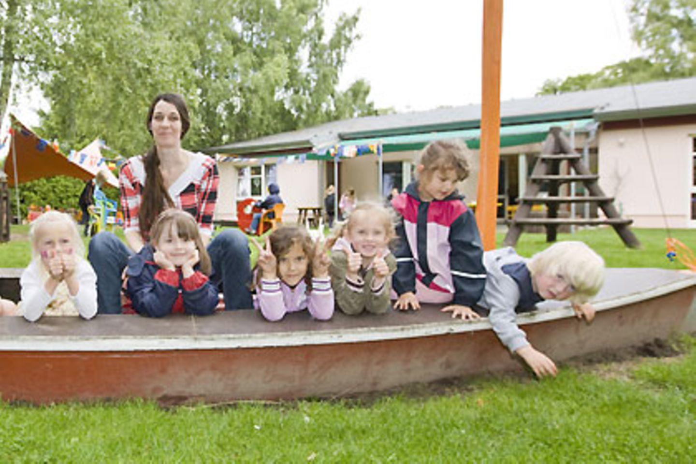 Das Personal in deutschen Kindergärten muss besser ausgebildet werden