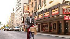 """Dandy 911 nennt sich der Notfalllieferservice des New Yorkers Herrenausstatters """"Fine and Dandy"""". Das Schwinnrad sieht alt aus, ist allerdings nagelneu."""