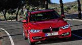 Die Preise des BMW 3er Touring stehen noch nicht fest, werden sich jedoch an denen des Vorgängers orientieren, der als 318i bei 30.700 Euro startete.