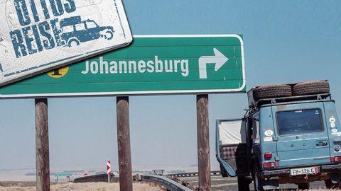 1989 erkundete Gunther Holtorf während der Apartheid mit Otto das Township Soweto bei Johannesburg – damals war die Siedlung für weiße Besucher noch weitgehend tabu.