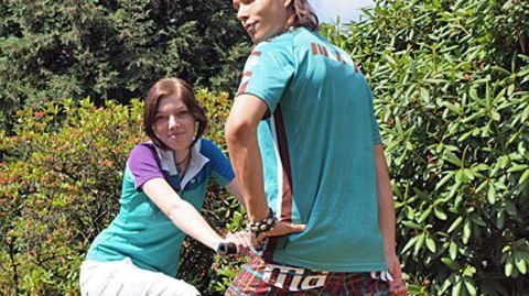 Outfit für Fahrradfahrer: Schick auf dem Sattel