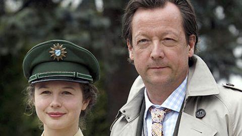 Gelungener Einstand: 7,7 Millionen Zuschauer wollten den ersten Fall von Matthias Brandt als Kommissar Hanns von Meuffels (hier mit Anna Maria Sturm) sehen