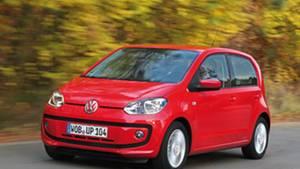 Auch den VW Up gibt es inzwischen unter Listenpreis. Ab 8.300 Euro ist man dabei - inklusive Überführung.