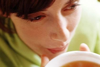 Tees sind auf jeden Fall gut für die Flüssigkeitszufuhr