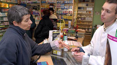 Lassen Sie sich in der Apotheke über günstige Medikamente beraten