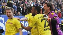 Jubel beim BVB - auch in der nächsten nächste Saison? Vieles spricht dafür