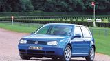 Der Golf IV (1997 bis 2003): Konzept und Design des Golf III variieren bei diesem Modell nur minimal