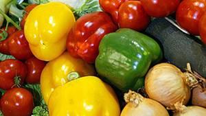 Vor allem Obst und Gemüse aus der Türkei überschritt häufig die erlaubten Grenzwerte