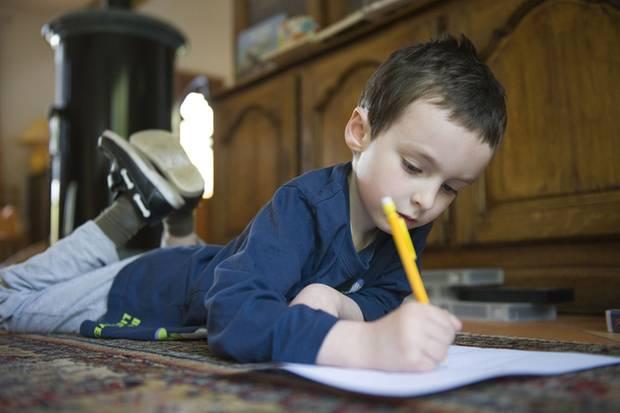 Lesen und Schreiben ist für Legastheniker eine Qual
