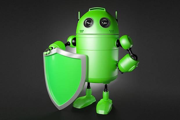 Schutzbedürftig: Auch Android, das Betriebssystem mit dem kleinen grünen Roboter, ist anfällig für Schadsoftware.