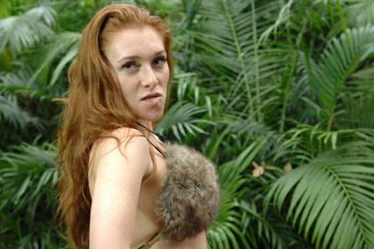 Georgina Fleur musste bereits zur vierten Dschungelprüfung antreten