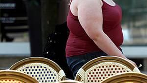 Übergewicht erhöht das Risiko für Krankheiten wie Diabetes