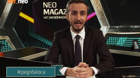 """#Pegidaloca war der Hashtag der Woche beim """"Neo Magazin"""""""