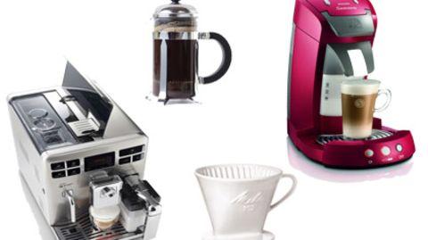 Kaffeemaschinen: 13 Arten seinen Kaffee zu brühen