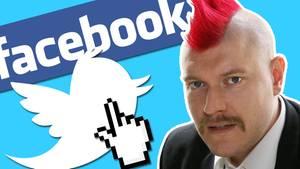 Sascha Lobo feilt bis zu einer Stunde an einem Tweet