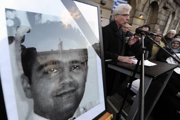 Halit Yozgat, geboren 1985 in Kassel, ermordet mit 21 Jahren in  seiner Heimatstadt