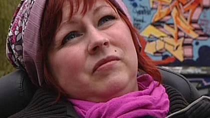 Leidet unter der Nervenkrankheit ALS: Sabine Niese
