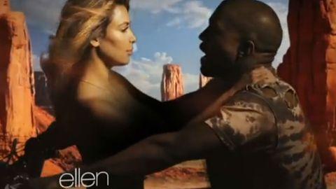 Neues Video von Kanye West: Kanye Schlecht und Kim Kitsch
