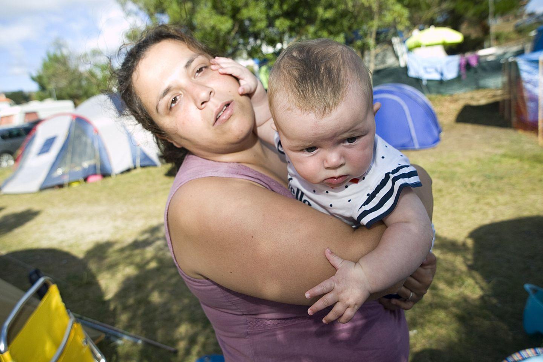 Mama müde, Kind genervt: Familienrealität im Urlaub