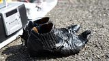 So sehen sie aus, die Schuhe eines echten Rockabillys