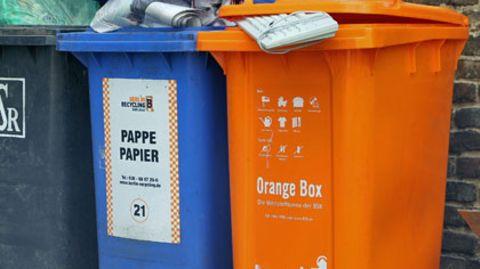 Recycling: Mülltrennung  - Was gehört in welche Tonne?