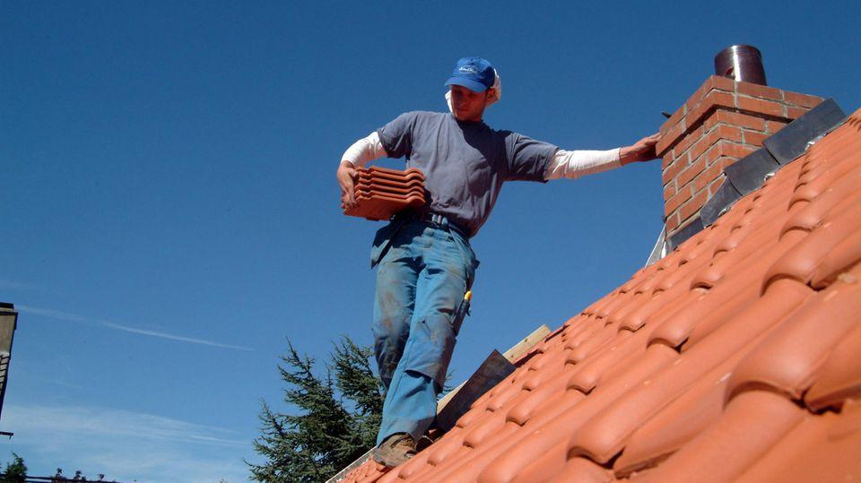Beim Hausbau kann man in vielerlei Hinsicht schmerzhaft auf die Nase fallen