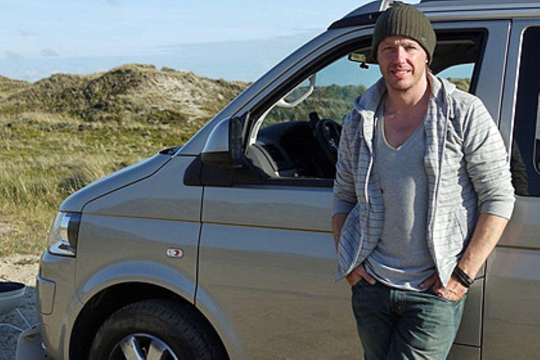 Volkswagen T5 California Comfort: Vom Festival zum Surfstrand im Luxus-Camper