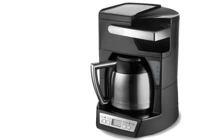 Filterkaffeemaschine ICM 40T von De'Longhi