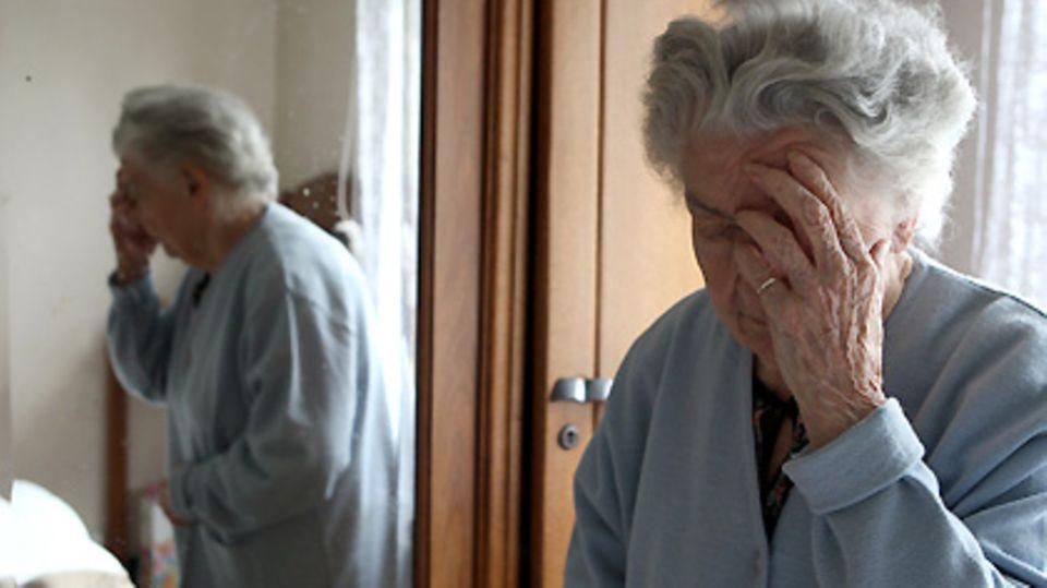 Mitleid zum Selbstzweck: Das Schicksal eines Demenzkranken berührt - ein wohltuender Beweis eigener moralischer Stärke