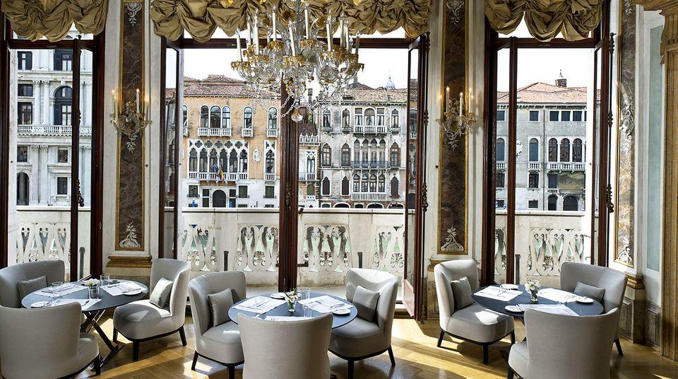 Amanresort in Venedig: In diesem Luxushotel verbringt Schweinsteiger die Hochzeitsnacht