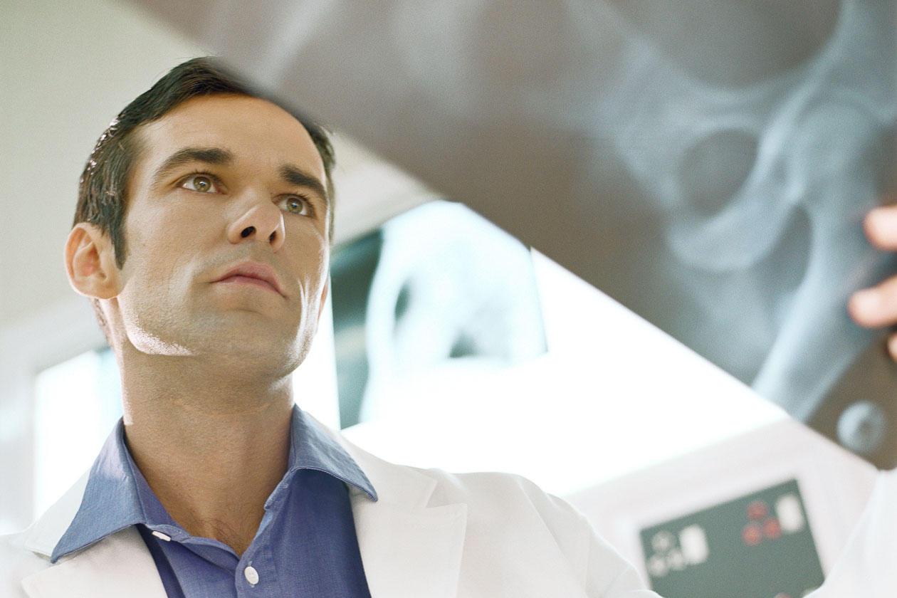 Röntgen und Tomografien: Der Blick ins Körperinnere - oft ...