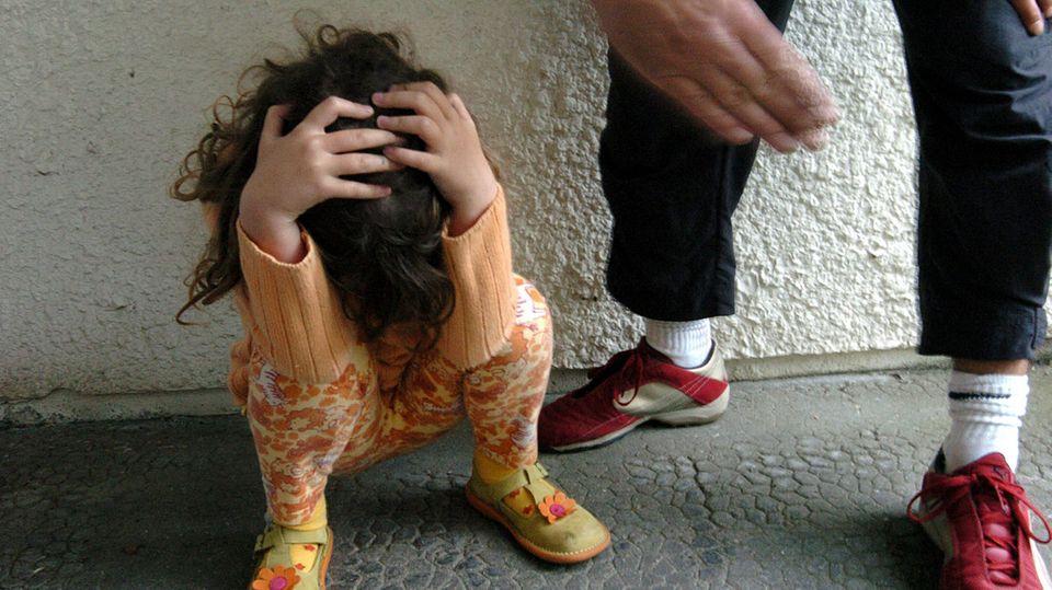 Gewalt gegen Kinder: Wenn Eltern zuschlagen