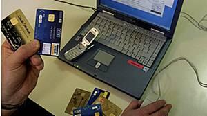 Kreditkartenbetrug ist nur eines der Verbrechen im Web
